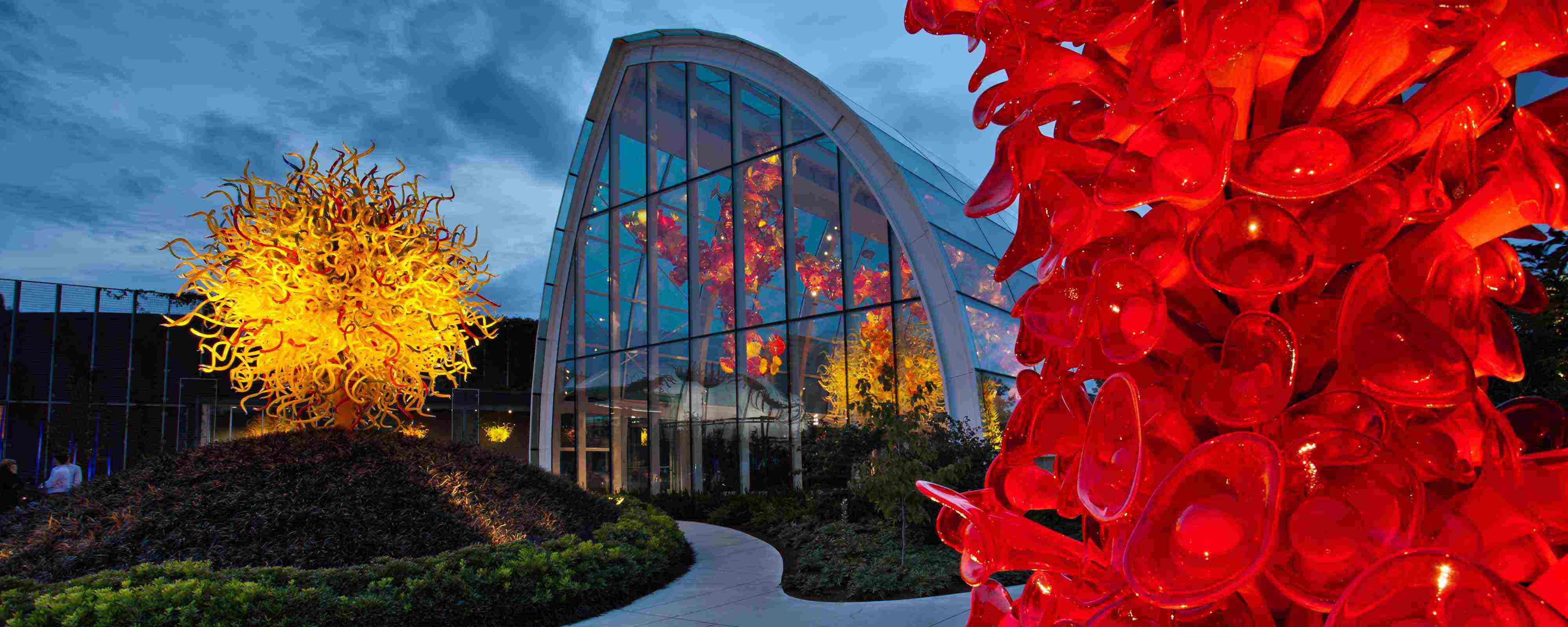 Chihuly Garden and Glass | Home