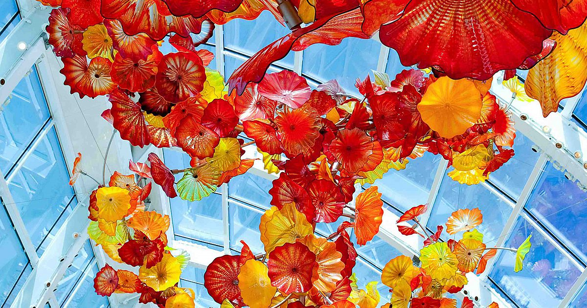 Chihuly Garden Gl Closures